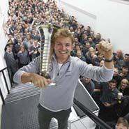 2016 新科 F1 世界冠軍 Nico Rosberg