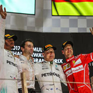 2017 F1 阿布達比 世界一級方程式 大賽 分析 法拉利 Ferrari 賓士 Benz Valtteri Bottas Sebastian Vettel