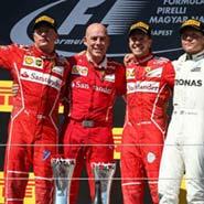 2017 F1 匈牙利 世界一級方程式 法拉利 Ferrari
