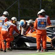2017 F1 世界一級方程式 McLaren MCL32 問題分析