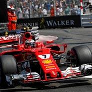 2017 F1 世界一級方程式摩納哥大賽分析