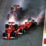2017 F1 新加坡 世界一級方程式 大賽 分析 評論 講評 法拉利 Ferrari 紅牛 RedBull