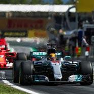 2017 F1 世界一級方程式 西班牙 大賽分析 賓士 Benz