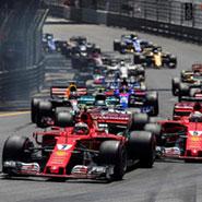 2017 F1 世界一級方程式 大賽 分析