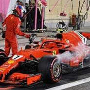 2018 F1 巴林 世界一級方程式 法拉利 Ferrari
