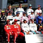 2018 F1 阿布達比 世界一級方程式 法拉利 Ferrari Kimi Raikkonen Sebastian Vettel 賓士 Benz Lewis Hamilton 紅牛 Red Bull Max Verstappen