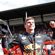 2018 F1 奧地利 世界一級方程式 紅牛 RedBull Max Verstappen