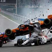 2018 F1 比利時 世界一級方程式 Nico Hülkenberg