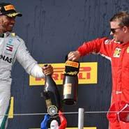 2018 F1 法國 世界一級方程式 法拉利 Ferrari 賓士 Benz
