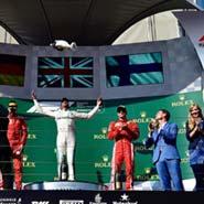2018 F1 匈牙利 世界一級方程式 賓士 Benz 法拉利 Ferrari