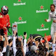 2018 F1 義大利 世界一級方程式 法拉利 Ferrari 賓士 Benz