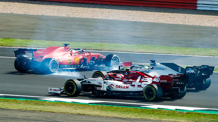 2020 F1 70 GP Alfa Romeo Racing 法拉利 Ferrari