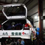 Rally Racing 滿州盃 拉力賽 車手