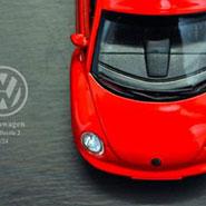 德國之子 — 福斯金龜 VW New Beetle